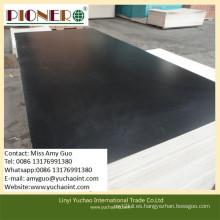Contrachapado de película negra para materiales de construcción para India