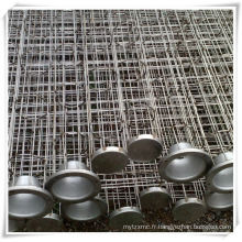 Sacoche de collecte de poussière cage de filtre cage de sac de filtration