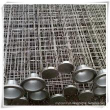 Colector de pó saco filtro gaiolas filtração saco gaiola