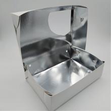 Envase de comida caliente de papel para llevar desechable