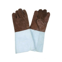 Furniture Leather Velvet Palm 2pieces Back Non-Liner Glove