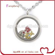 316 en acier inoxydable bijoux fantaisie collier en gros