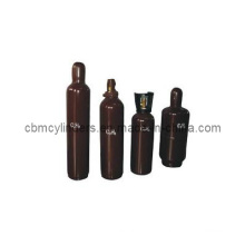 Small Volume Dissolved Acetylene (C2H2) Gas Cylinders (2L~15L)