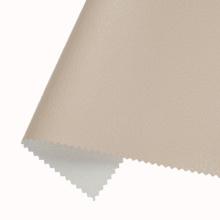 Grão de lichia em couro PU de superfície brilhante
