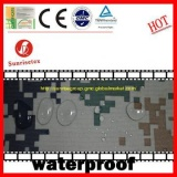 Water resistant Flame Retardant 420D Nylon Oxford Fabric