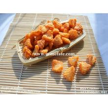 Comida de sanck, bolachas de arroz saudáveis