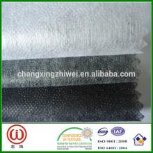 Entretela não tecido do adesivo da largura de 100 / 150cm para o pano térmico