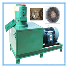granulator flat die machine/agro waste wood pellet mill
