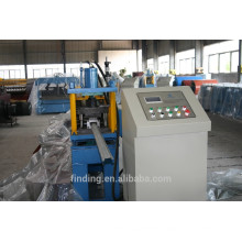 Ceiling machine track dry wall roll forming machine