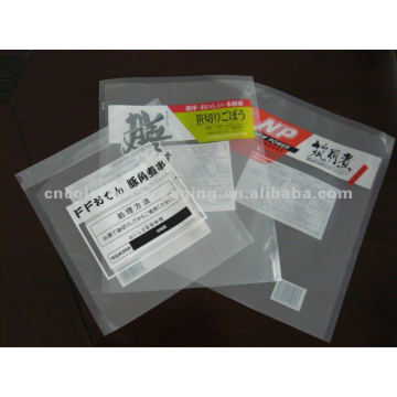 Vacuum custom printing retort plastic packaging bags