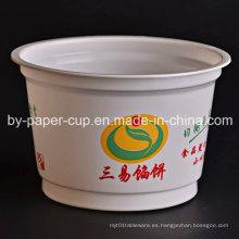 Personalizado de los tazones de fuente plásticos de Hotsale