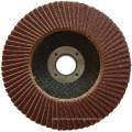 melhor qualidade china fornecedor de aço inoxidável disco flap