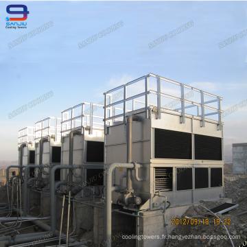 Fabricant de tour de refroidissement par l'eau du circuit fermé GHM-80 Superdyma de circuit fermé de 80 tonnes Superdyma pour le compresseur d'air