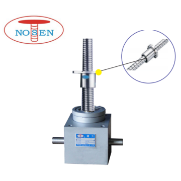 PriceList for Electric Worm Screw Jacks 8000KG High Precision Ball Screw Jacks for positioning export to United States Factories