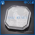 Metal customizado Moeda de alumínio
