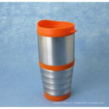 Tasse de café en acier inoxydable (CL1C-E317)