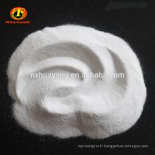 Poudre d'oxyde d'aluminium blanche à vendre