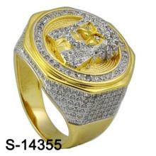 Fabrik Großhandel 925 Sterling Silber Ring Schmuck
