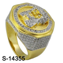 Joyería al por mayor del anillo de la plata esterlina de la fábrica 925
