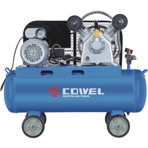 Electric Portable Belt Driven Air Compressor