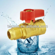 forged brass gas ball valve(female thread*flare) UL CSA