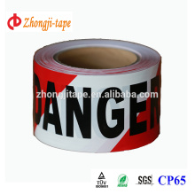 PE Multiple sizes barrier tape