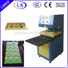 Cleaning scrubber Packing machine
