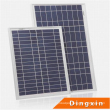 We Manufacture 30W to 300W Poly Solar Module