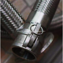 Tubo trenzado flexible de acero inoxidable