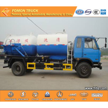 Dongfeng Vacuum suction & pressure washing truck