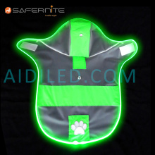 Led Raincoat Water Resistant Dog Raincoat