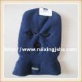 men's knitted spider man pattern Hood