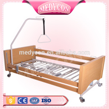 High quality electric hospital home care bed with five functions