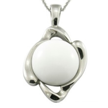 The Women Pendants White Stone Good Polishing Jewelry