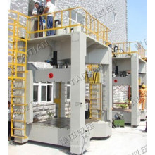 Prensa de moldagem hidráulica (sem mesa de trabalho móvel)
