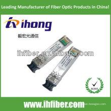 CWDM SFP + BX 10G 1270nm / 1330nm 40KM 16dB DDM calidad de gama alta