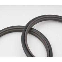 Anillo de barra deslizante de teflón / Sello de paso para máquinas de moldeo por inyección