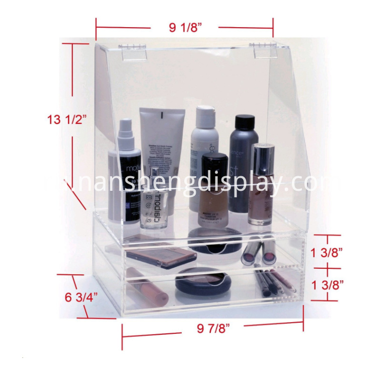 Acrylic Jewelry Accessory Organizer