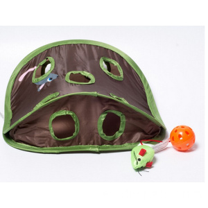 Cat Hide Seek Mouse Hunt Hole Toy