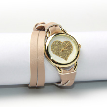 Women Fashion Watch/Japan 2035 Movement Quartz Watch/Sapphire Watch Quartz Gold Plating