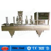 Automatic Coffee Capsule Filling Machine / Nespresso Coffee Pod Filling