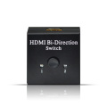 HDMI 2 Ports Bi-Direction Manual Switch