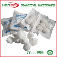 Henso Absorbent Surgical Non Woven Gauze Ball