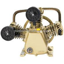 5.5kw bomba de compresor de aire de alta presión de tres cilindros