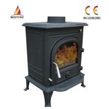 Cast Iron Wood Burner Stove