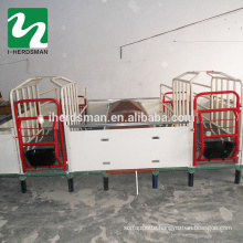 20 years manufacturer Customized galvanized sows farrowing bed for sale