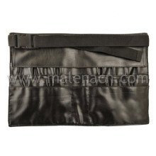 Faux Leather Waist Pouch for Makeup Brush