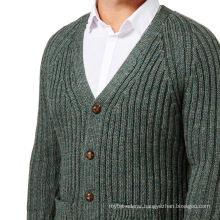 15JW0310 cheapest Fashion men button close cardigan