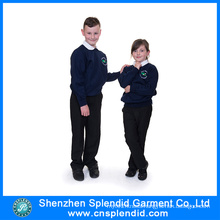 High Quality Custom Fashion Beautiful International School Uniforms