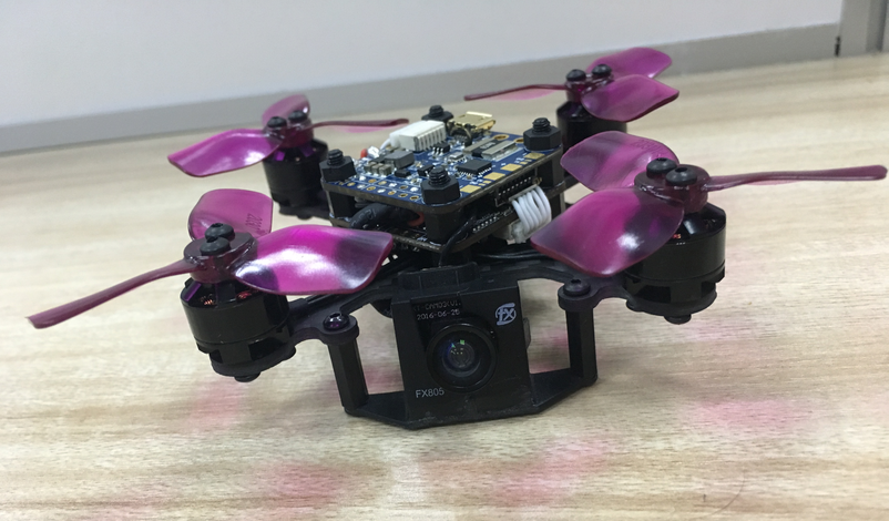 Micro Brushless RC